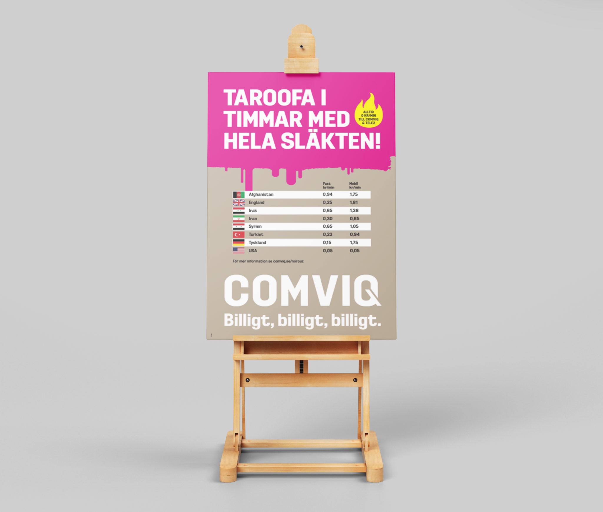 Comviq Amigos Taroofa